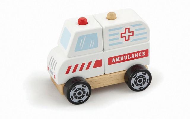 Детски пъзел линейка