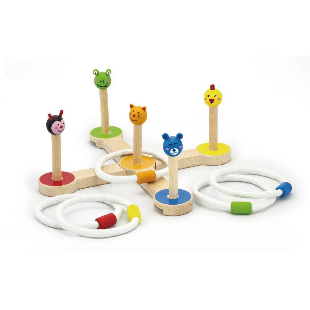 игра с рингове-дървена играчка-образователни играчки-bellamie