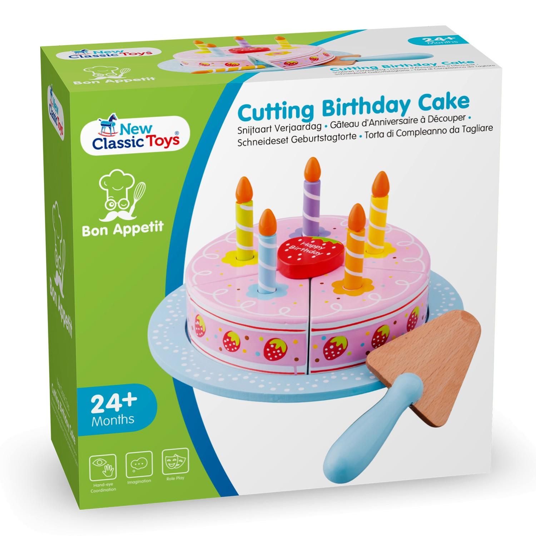 дървени играчки-детски играчки за момичета-ягодова торта-детска дървена кухня(3)-bellamie