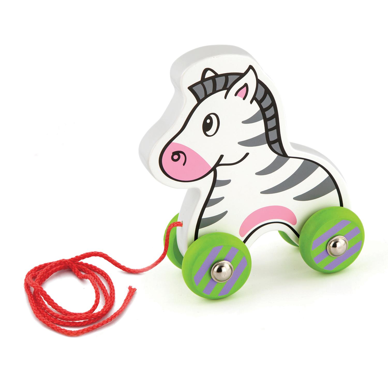Детска дървена играчка за дърпане -Bellamie