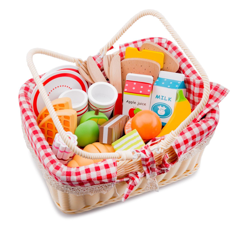 детски играчки за момичета-ролеви игри-дървена играчка-кошница за пикник(2)-bellamie