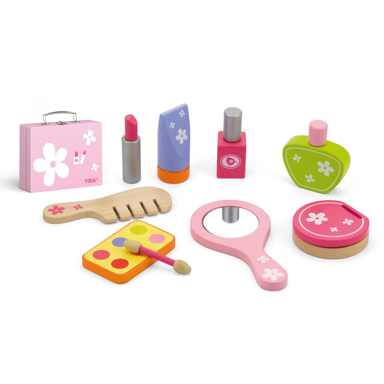 Детски козметичен комплект за разкрасяване - Детски играчки за момичета - Bellamie