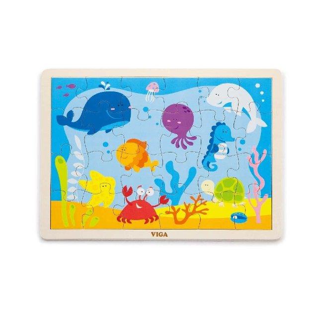 Детски пъзел-Морско дъно-bellamie