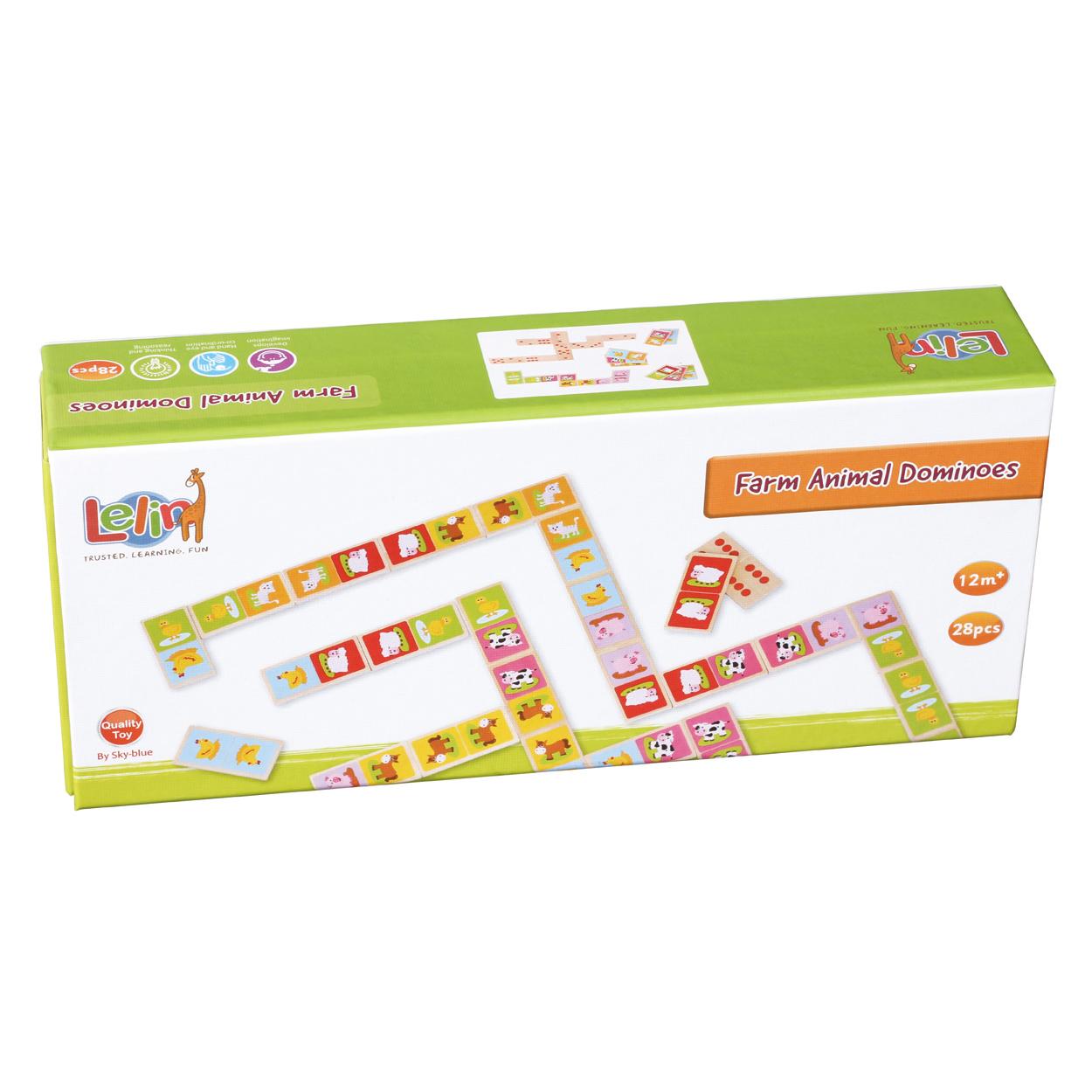 детско дървено домино-образователни играчки-дървена играчка(3)-bellamie