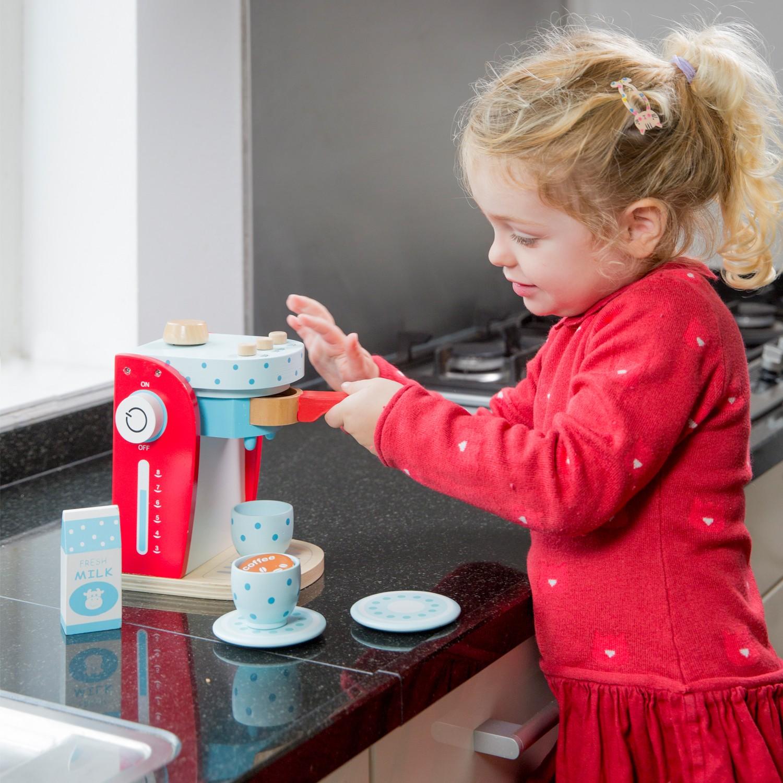 дървени играчки-аксесоар за детска дървена кухня-кафе машина(2)-bellamie