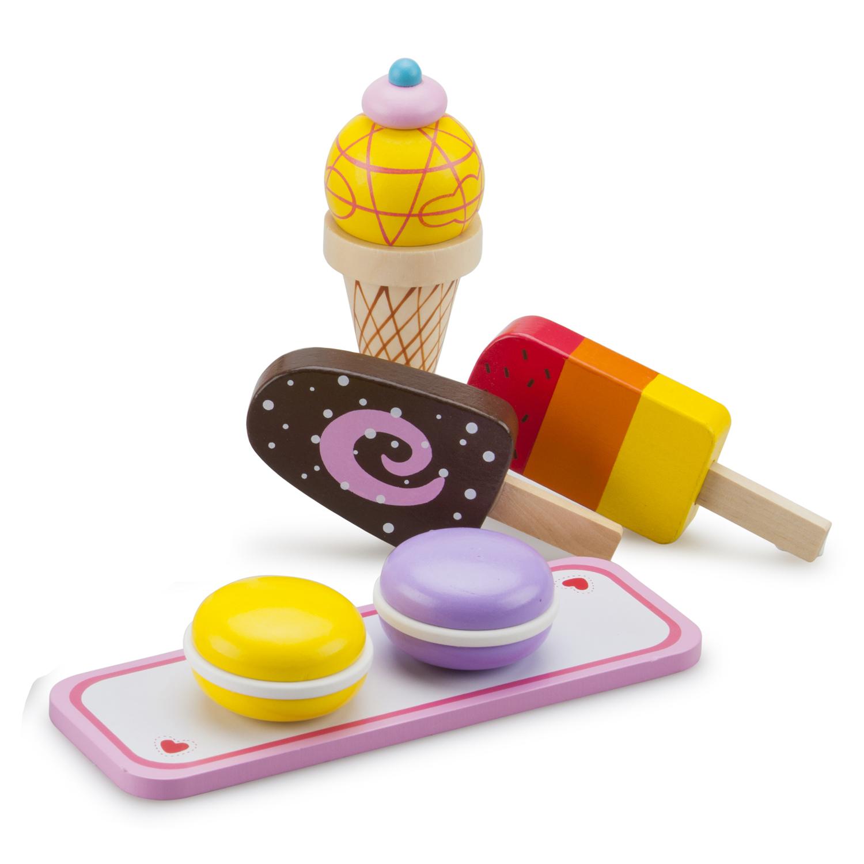 дървени играчки-детски-играчки за момичета-сладоледено парти-детска дървена кухня(2)-bellamie