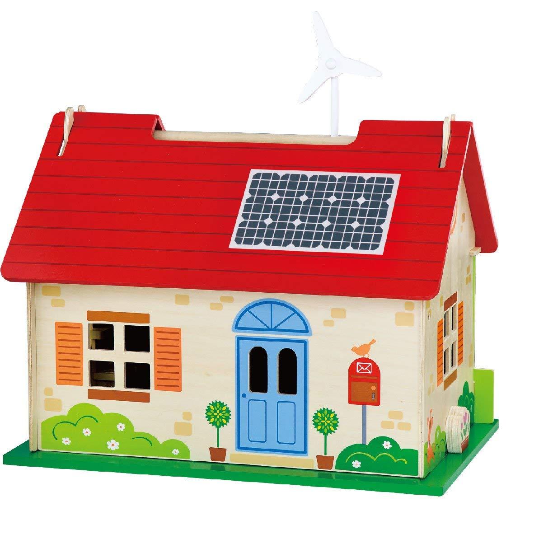 еко дървена къща за кукли-детски играчки за момичета(3)-bellamie