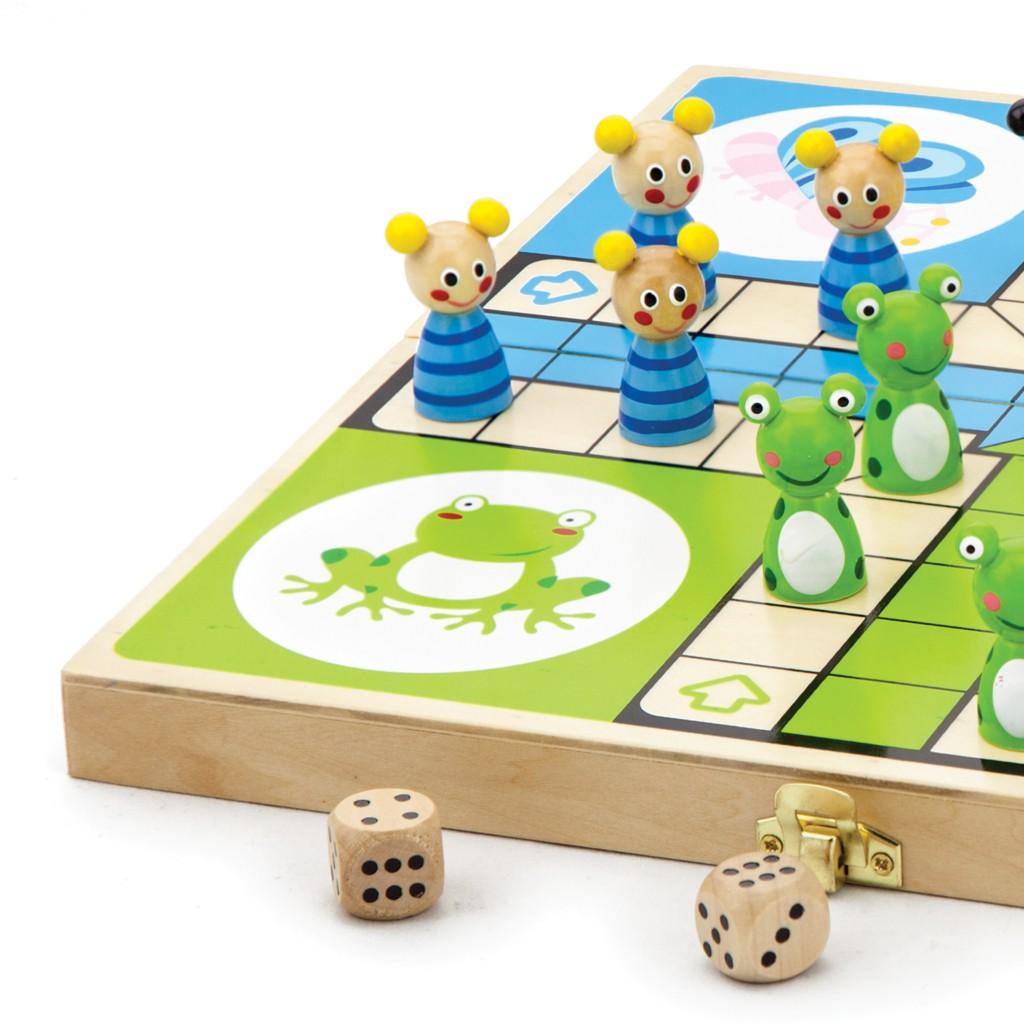 не се сърди човече - дървена играчка-образователни играчки(2)-bellamie