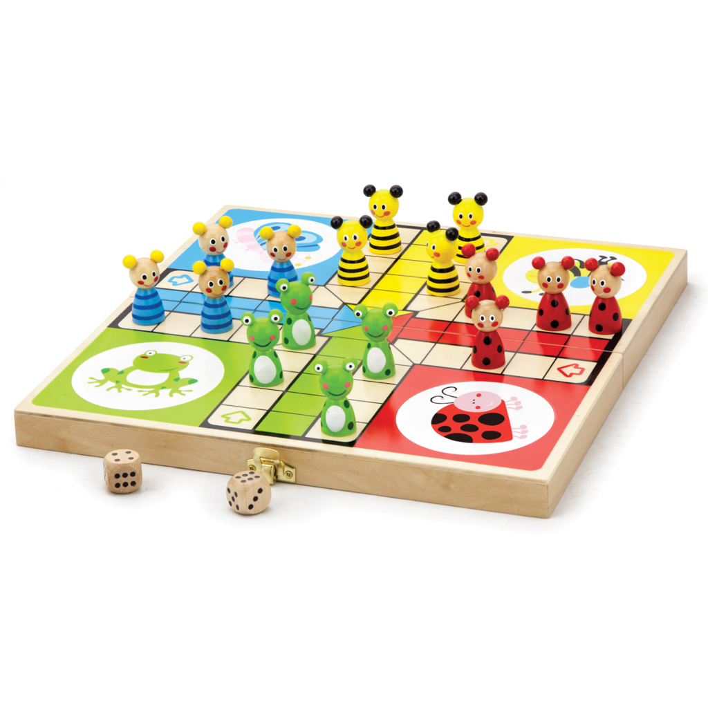 не се сърди човече - дървена играчка-образователни играчки-bellamie