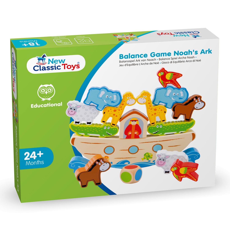 Кораба на Ной-дървена образователна играчка(2)