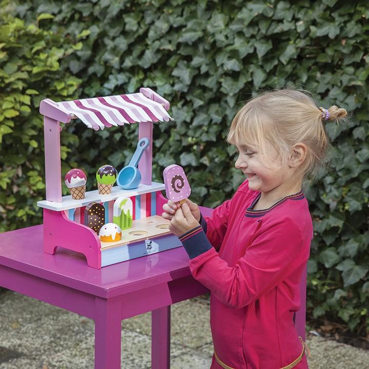 дървена играчка-магазин за сладолед-детски играчки за момичета(1)-bellamie