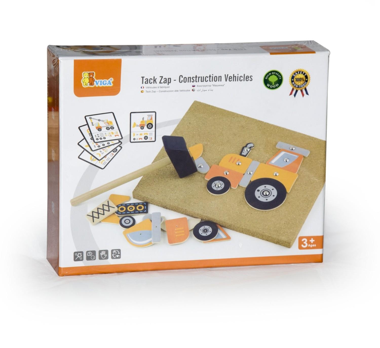 дървена играчка - Направи си кола-детски играчки за момчета-bellamie
