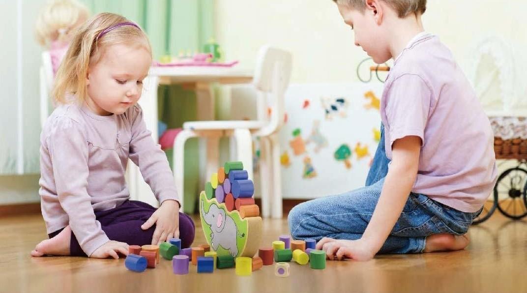 дървена играчка за баланс - слонче-образователни играчки(1)-bellamie