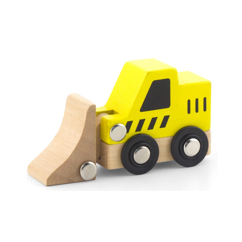 Комплект строителни машини-дървена играчка-детски играчки за момчета-Viga toys(1)-bellamie