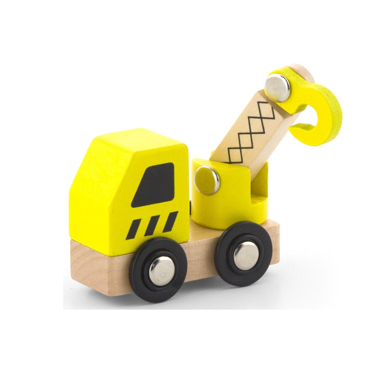 Комплект строителни машини-дървена играчка-детски играчки за момчета-Viga toys(3)-bellamie