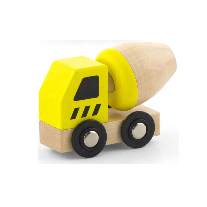 Комплект строителни машини-дървена играчка-детски играчки за момчета-Viga toys(6)-bellamie