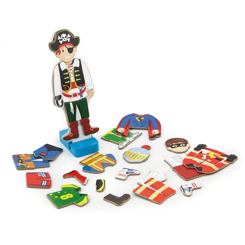 Образователни-играчки-Облечи момчето-детска игра-Bellamie