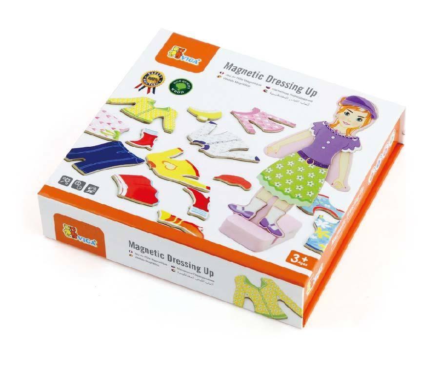 Образователни играчки-Облечи момичето-детски играчки(1)-Bellamie
