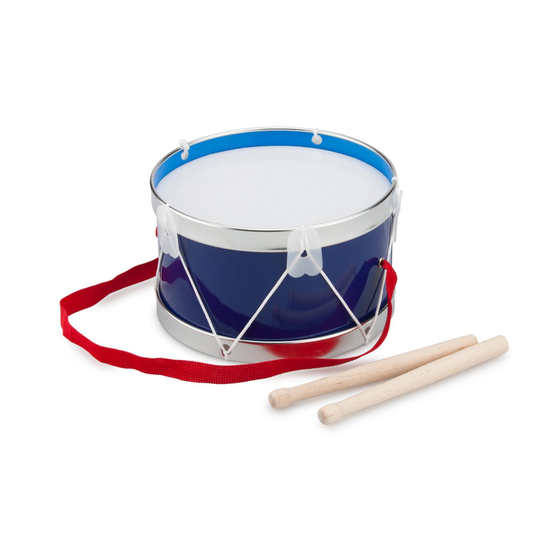 Детски музикални инструменти - син барабан-Bellamie