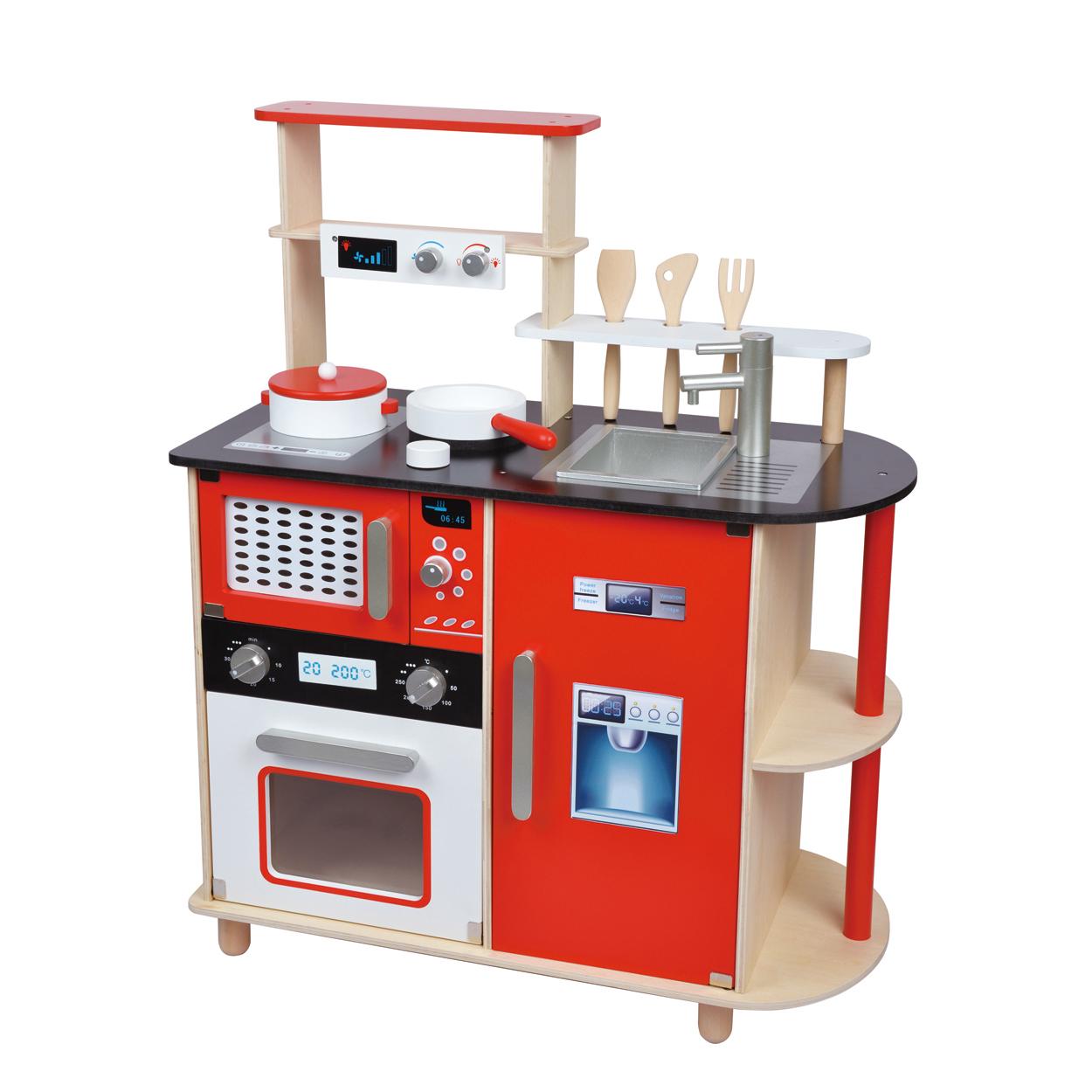 Модерна детска дървена кухня - Беллами