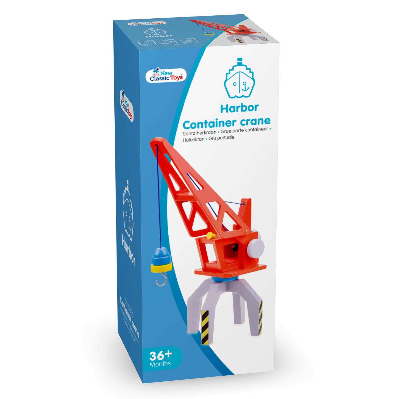 детски играчки за момчета-детски дървен кран - New Classic Toys(3)-bellamie