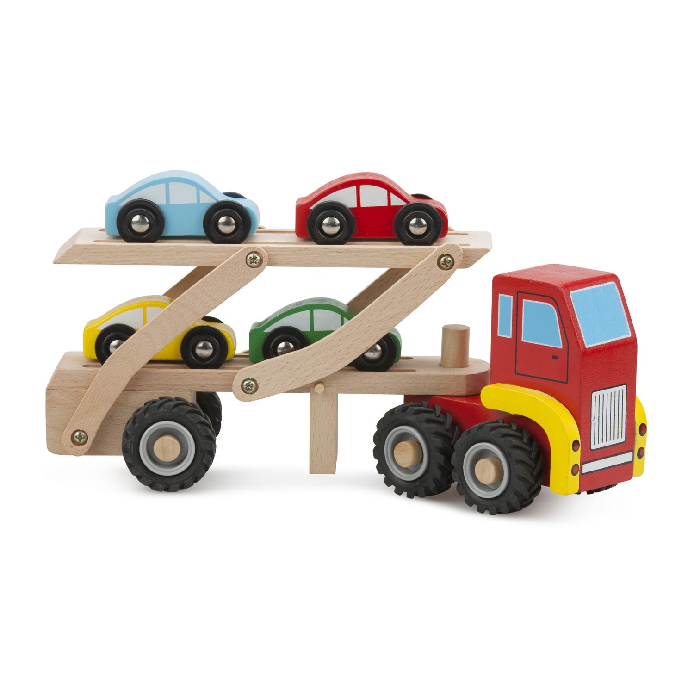 Детски играчки за момчета - Камион автовоз-bellamie