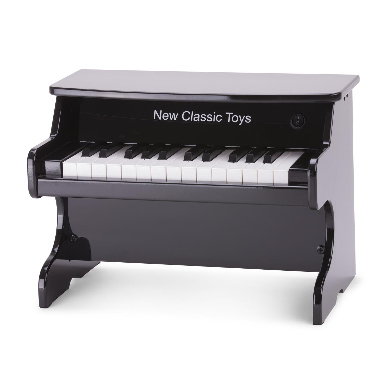 Детско дървено пиано 25 клавиша- Детски музикален инструмент-bellamie