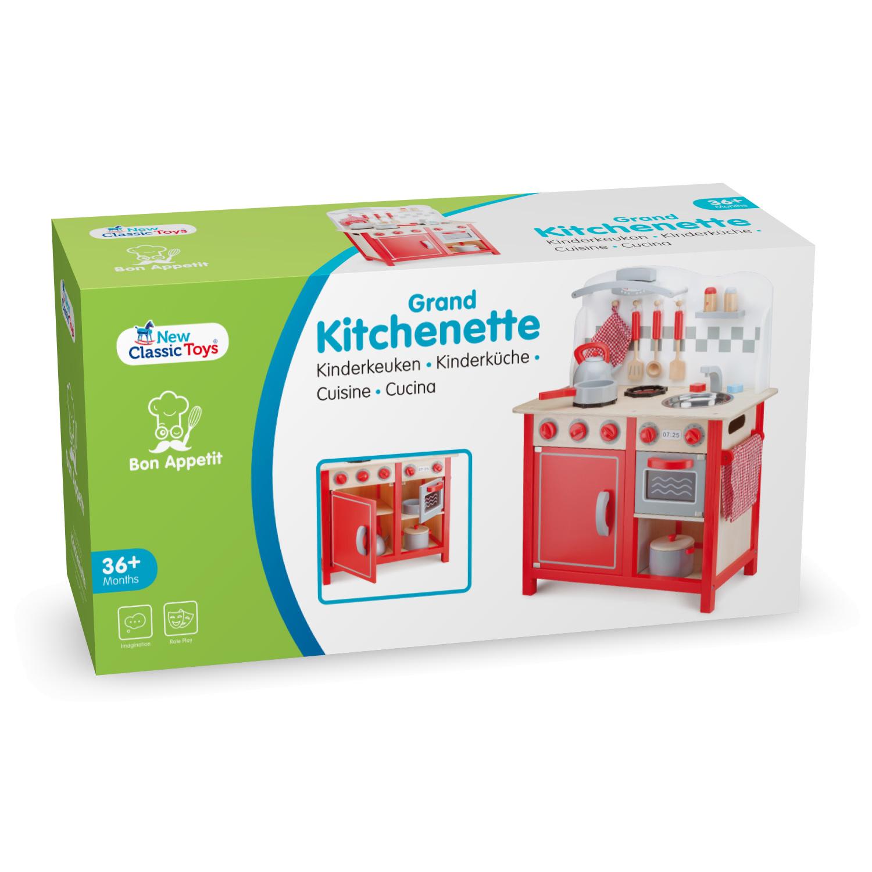 детска дървена кухня в червено-лукс-дървена играчка(3)-bellamie