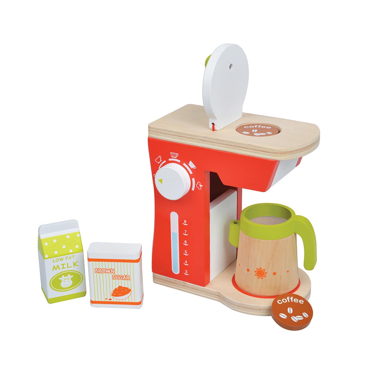 дървена играчка-кафе машина-аксесоар за детска дървена кухня(1)-bellamie
