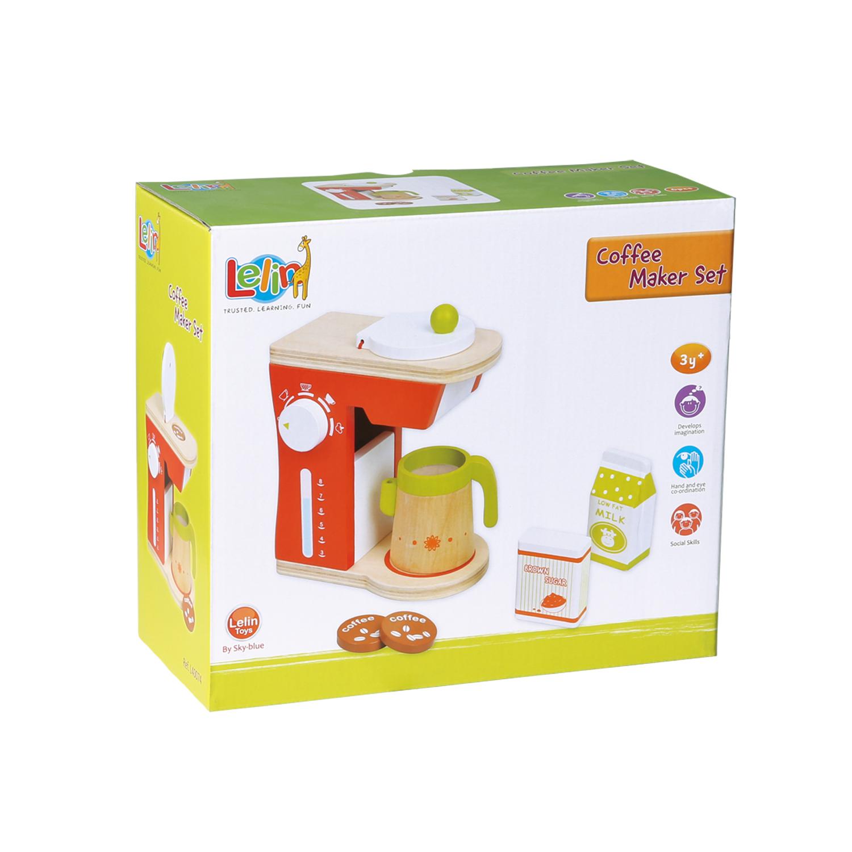 дървена играчка-кафе машина-аксесоар за детска дървена кухня(3)-bellamie