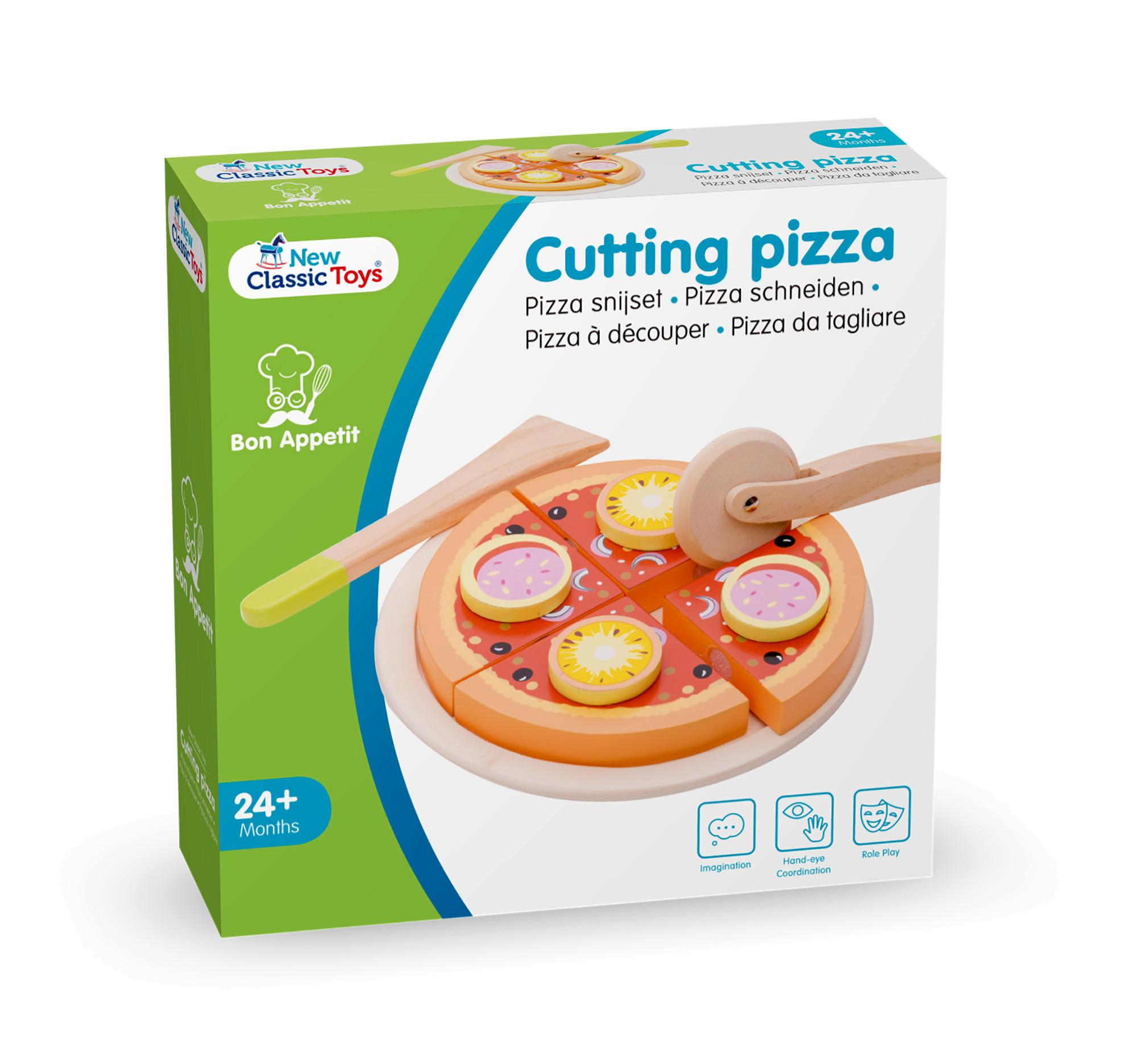 дървена пица за рязане-аксесоар за детска дървена кухня-дървена играчка(3)-bellamie