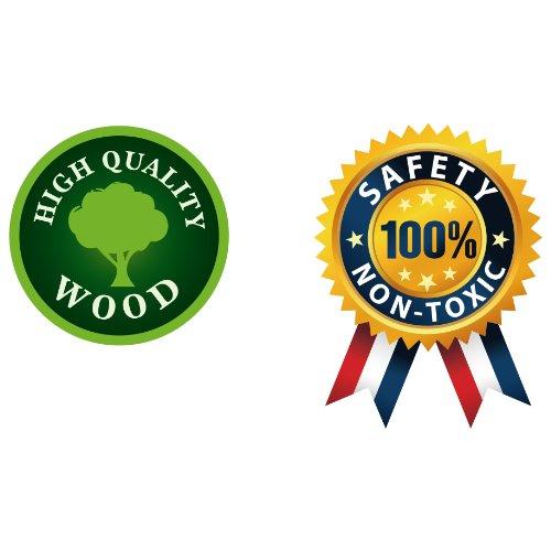 Детските дървени кухни и аксесоари са напълно екологични-bellamie