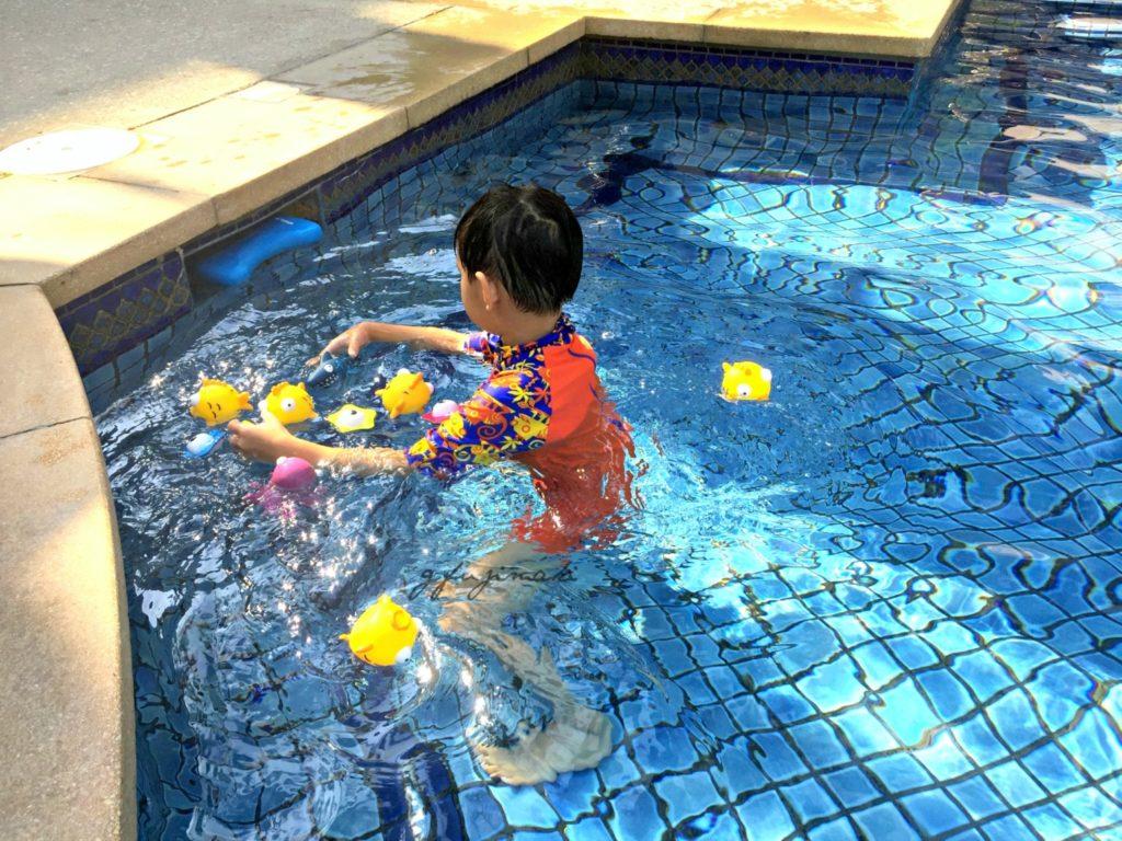 Хванете рибките във водата-bellamie