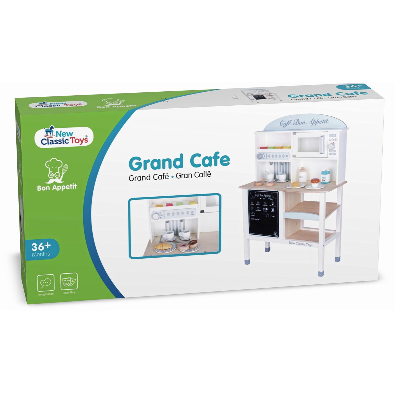 Детски дървен магазин за кафе от New Classic Toys - дървени играчки(5)-bellamie