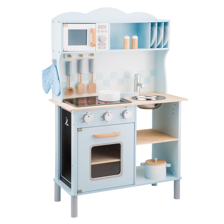 Модерна детска дървен кухня от New Classic Toys -дървена играчка - Bellamie