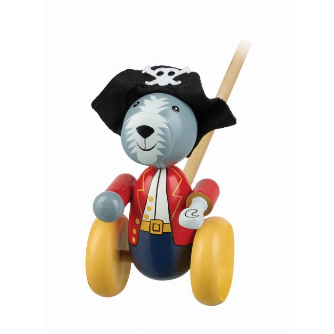 Детска буталка - пиратско кученце от Orange Tree Toys-bellamiestore