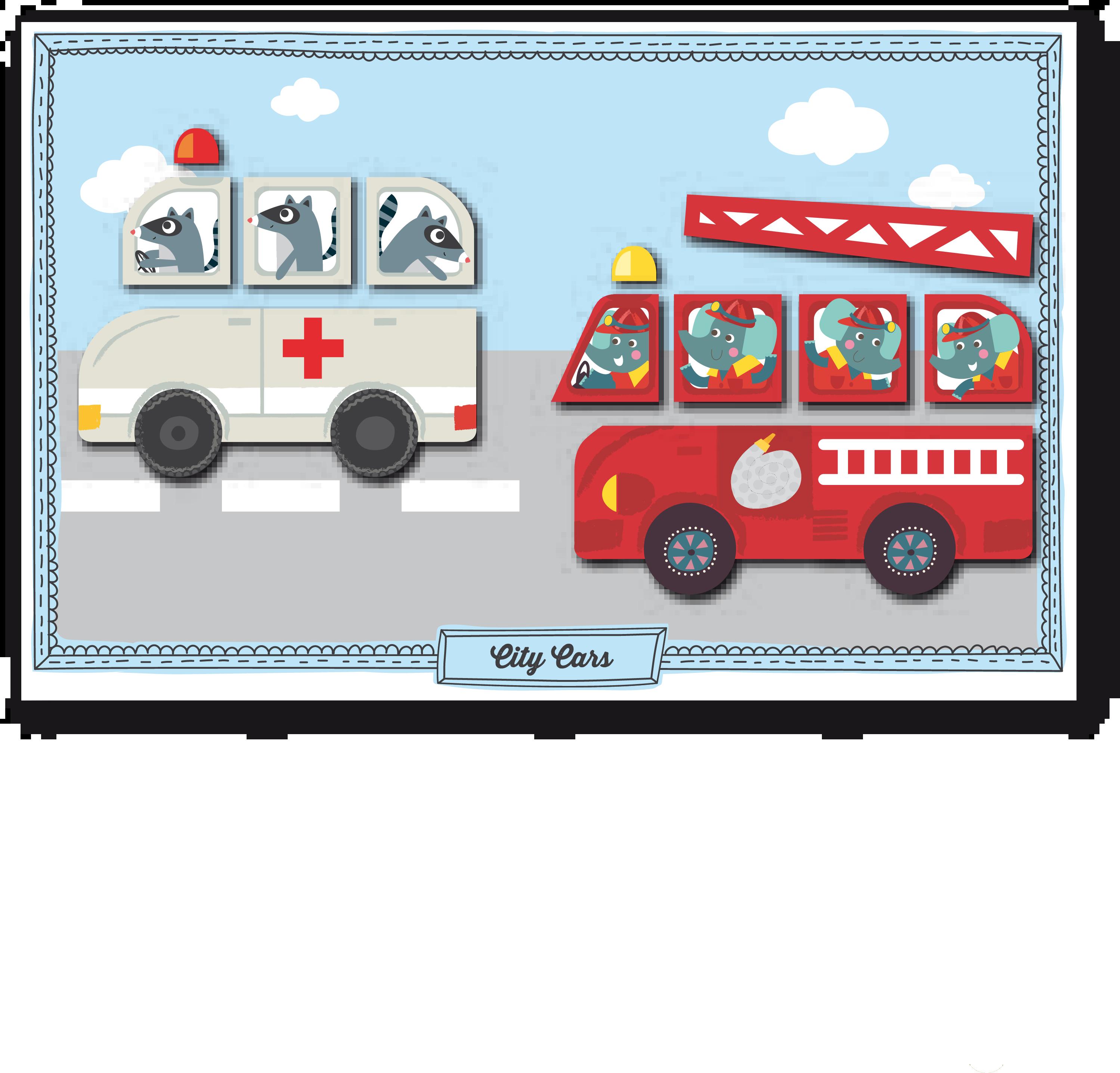 Автомобилите в града - образователна игра с магнити от Apli Kids - образователни играчки(3)-bellamiestore