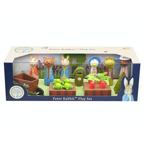 Детски дървен комплект за игра - градината на г-н Макгрегъри от Orange Tree Toys - дървена играчка - Bellamie
