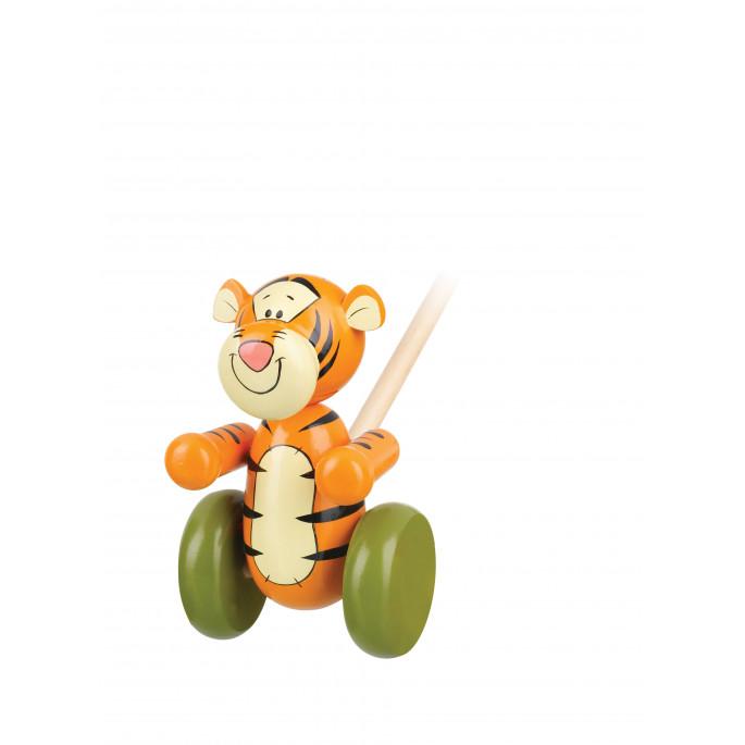 Детска дървена буталка - Тигър от OrangeTree Toys - бебешки играчки - Bellamie