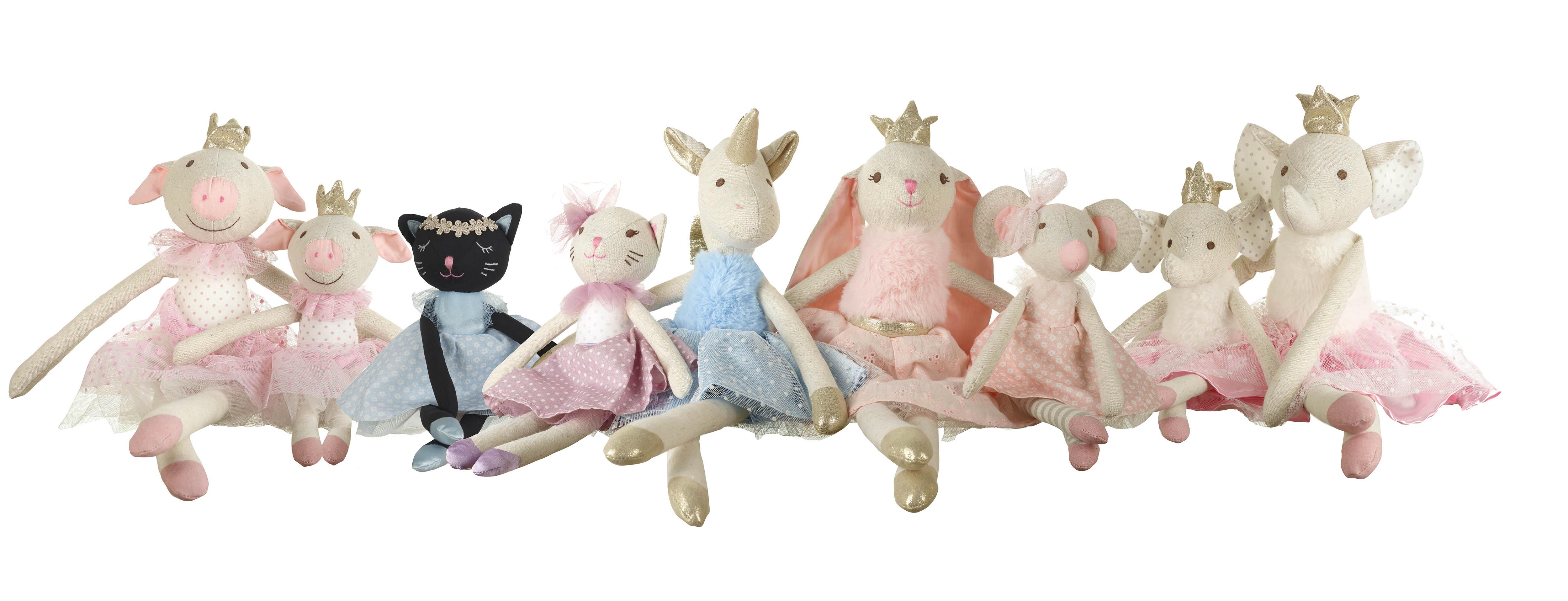 Детска мека кукла – коте 32 см от Orange Tree Toys –детска играчки за момичета