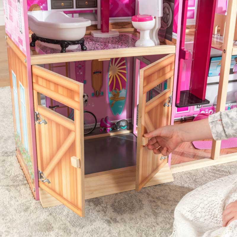Kidkraft дървена къща за кукли- Самър- детски играчки за момичета(4)Kidkraft дървена къща за кукли- Самър- детски играчки за момичета(8)-bellamiestore
