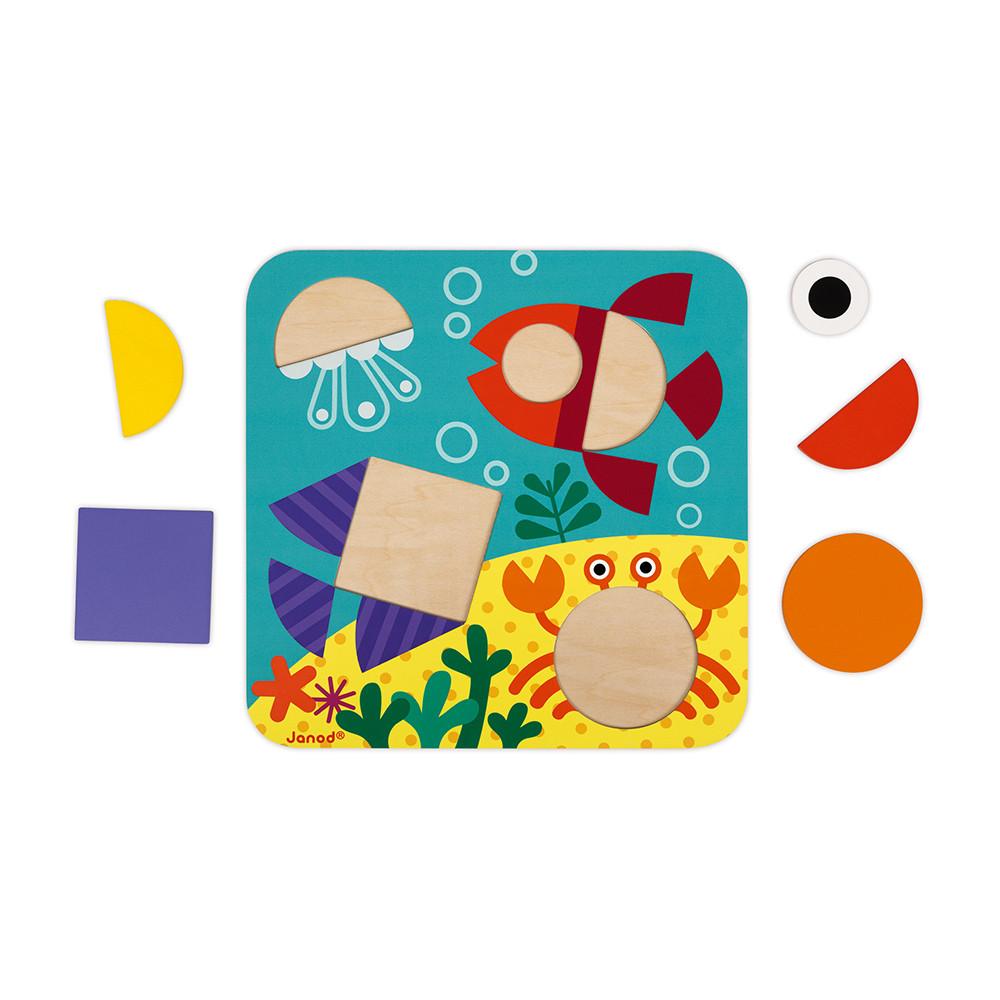 Детска играчка - аз уча формите - образователни играчки от janod(2)-bellamiestore