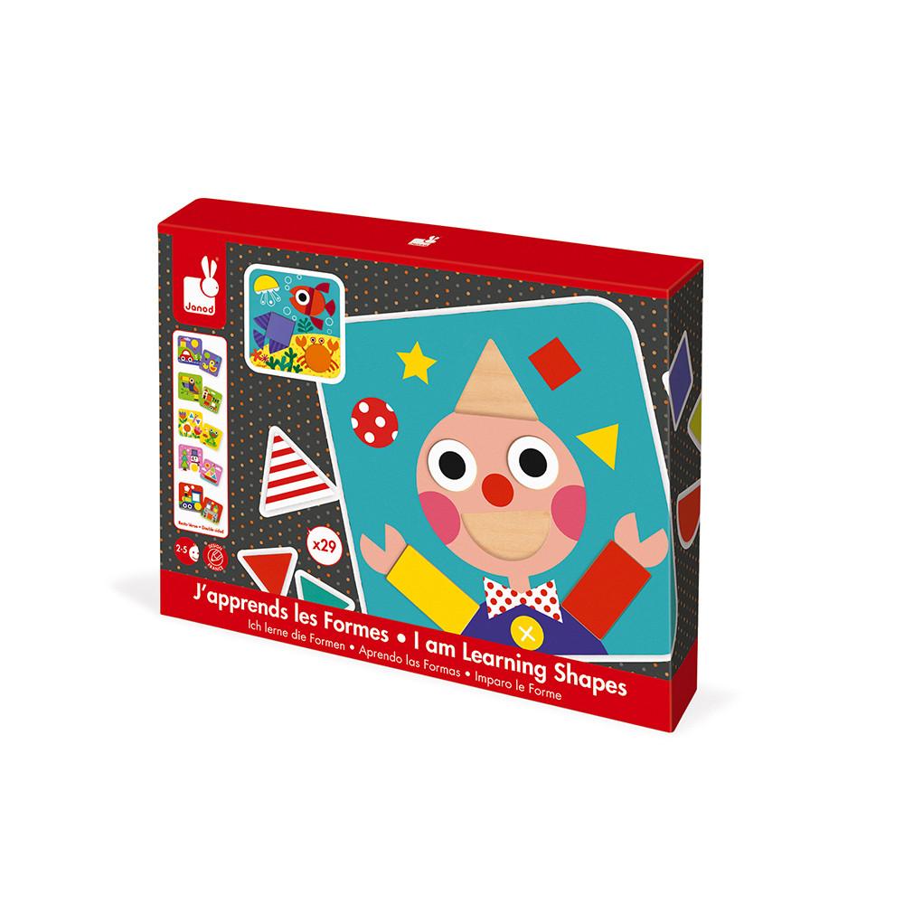 Детска играчка - аз уча формите - образователни играчки от janod(4)-bellamiestore