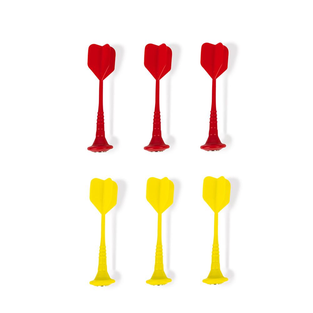 Детски образователни играчки - Магнитен дартс-Цирк от Janod(5)-bellamiestore