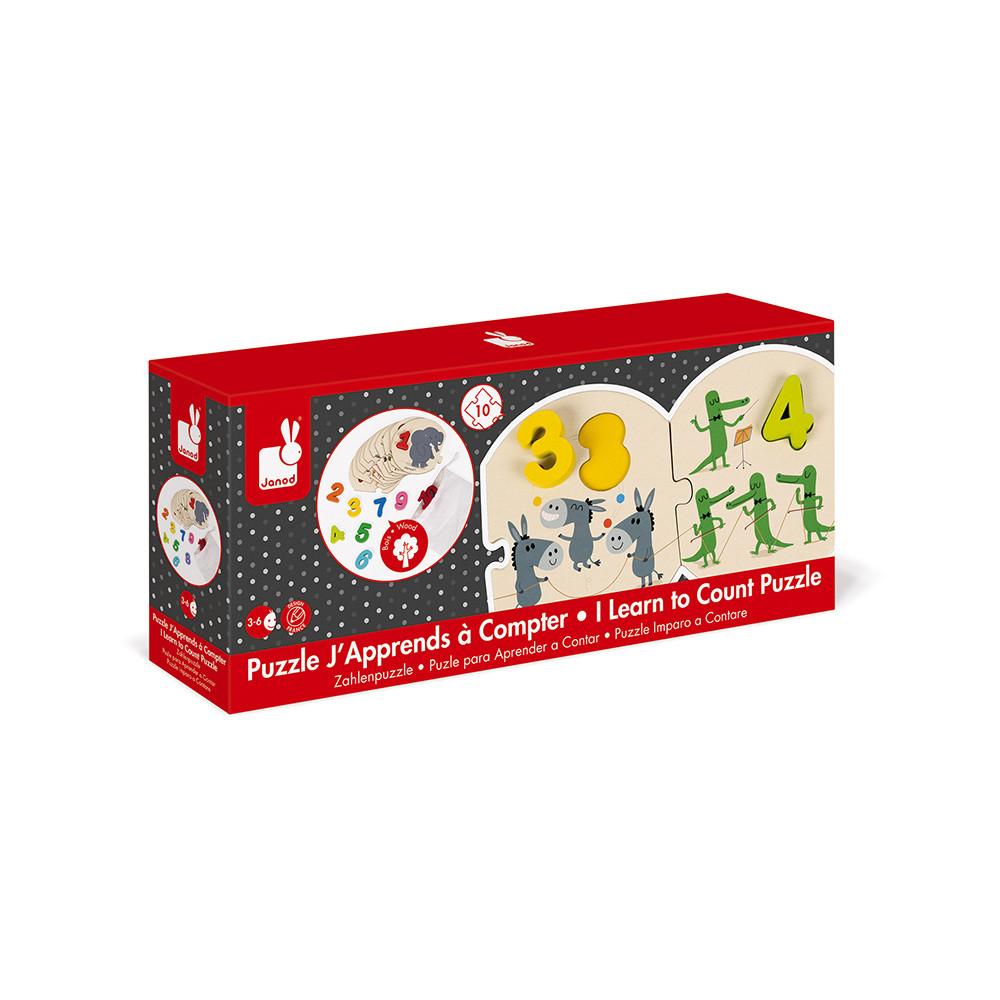 Детски пъзел с дървени цифри - Уча се да броя -Janod(4)-bellamiestore