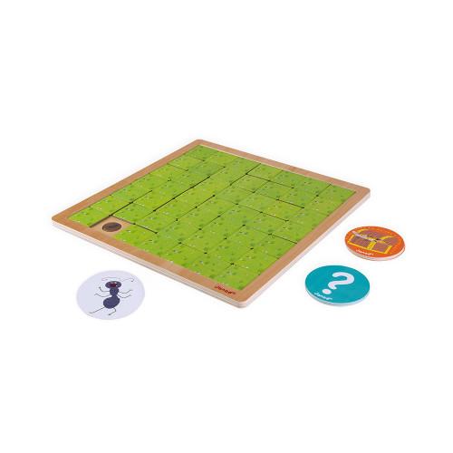 Настолна състезателна игра за памет - Градинар - детски играчки от Janod(2)-bellamiestore
