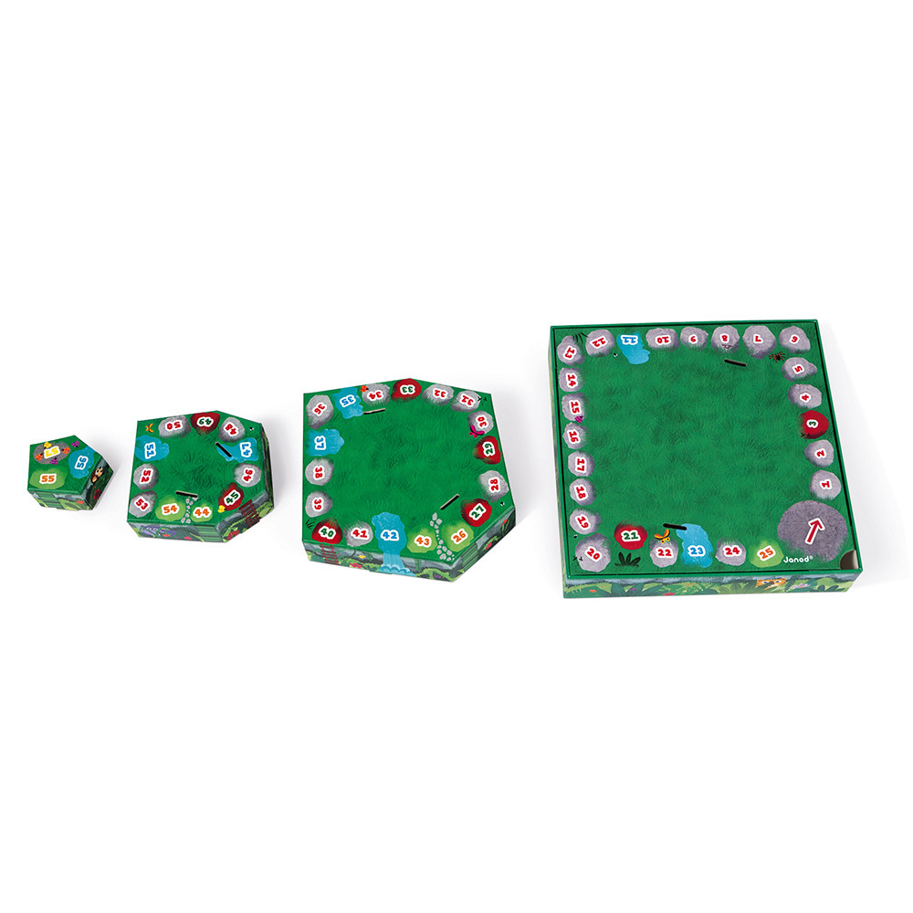 Състезателна настолна игра - Джугла- детски образователни играчки от Janod(3)-bellamiestore