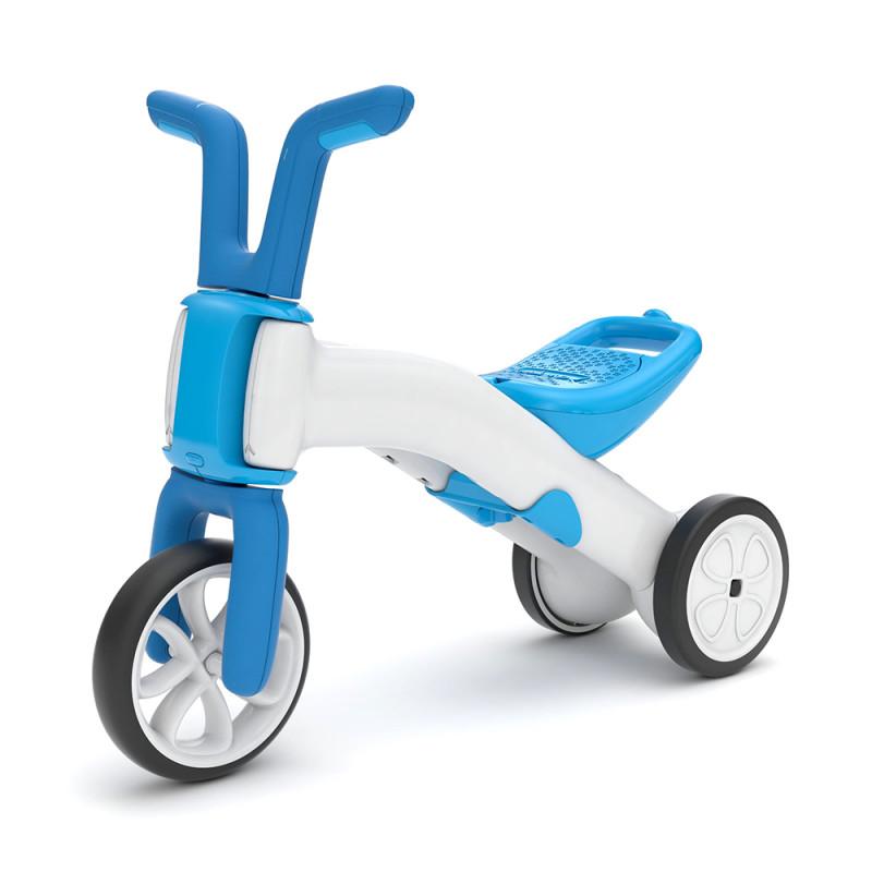 Bunzi детско колело за балансиране в син цвят от Chillafish-bellamiestore