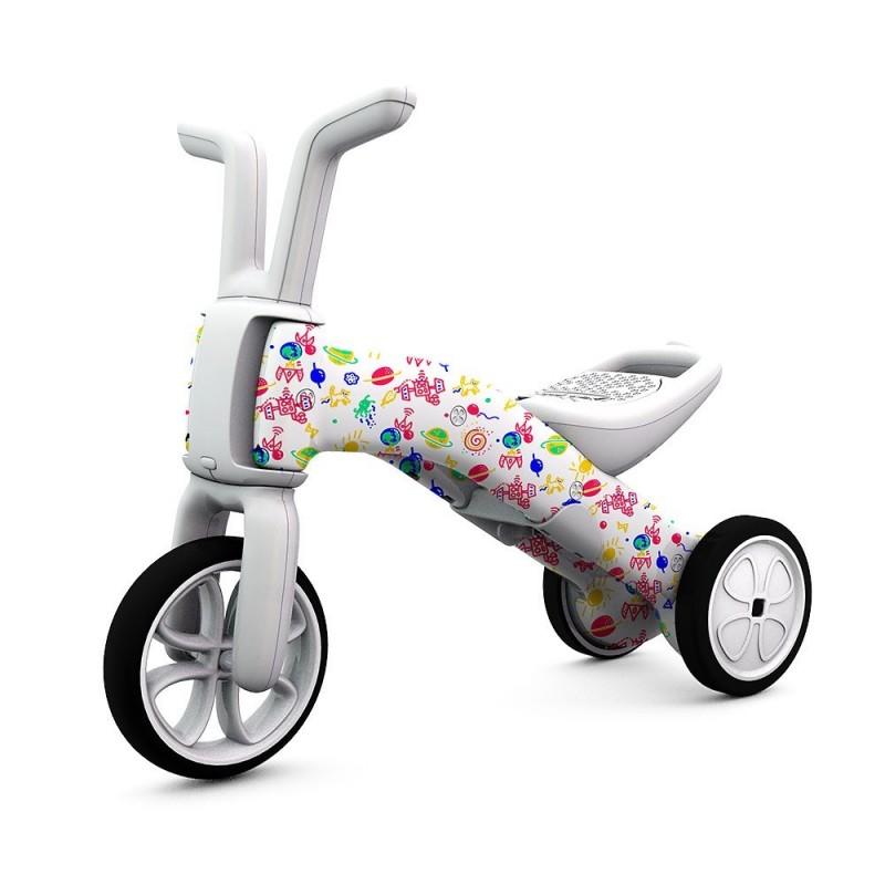 Bunzi детско колело за балансиране 2 в 1 артистик от Chillafish-bellamiestore