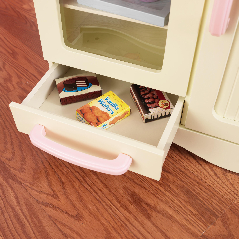 Детска винтидж дървена кухня от Kidkraft - дървена играчка - Bellamie